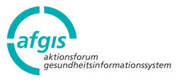 afgis - aktionsforum gesundheitsinformationssystem